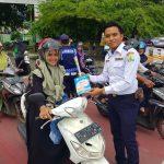 Sosialisasi Ruang Henti Kendaraan Dishub Aceh