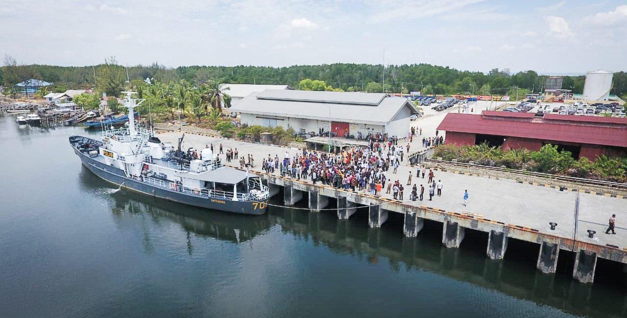 Pelabuhan Kuala Langsa Bersiap Menjadi Gerbang Ekspor Impor Dinas Perhubungan Aceh