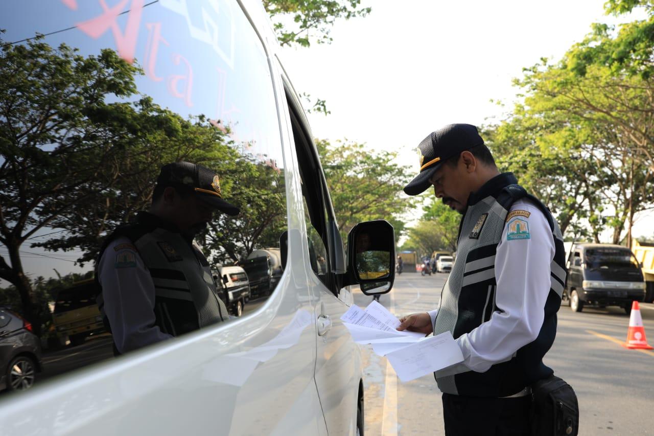 Pemeriksaan Laik Jalan Angkutan Umum