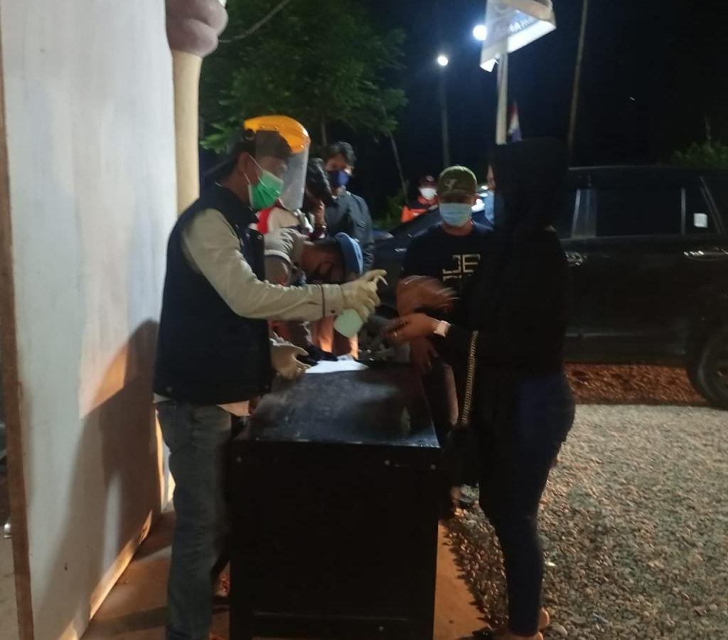 Posko Perbatasan Aceh Tamiang-Sumut (17)