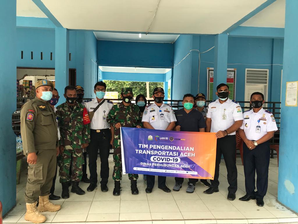 Posko Perbatasan Aceh Tenggara - Sumut (1)