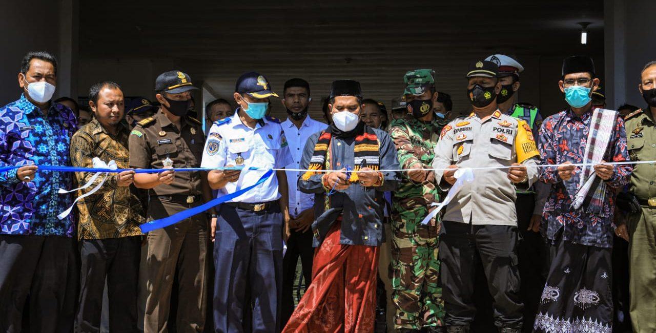 Terminal Tipe B Bener Meriah Resmi Beroperasi Dinas Perhubungan Aceh