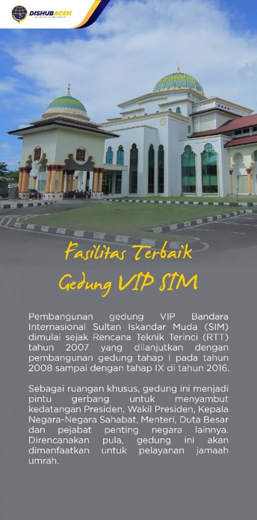 Bandara SIM VIP