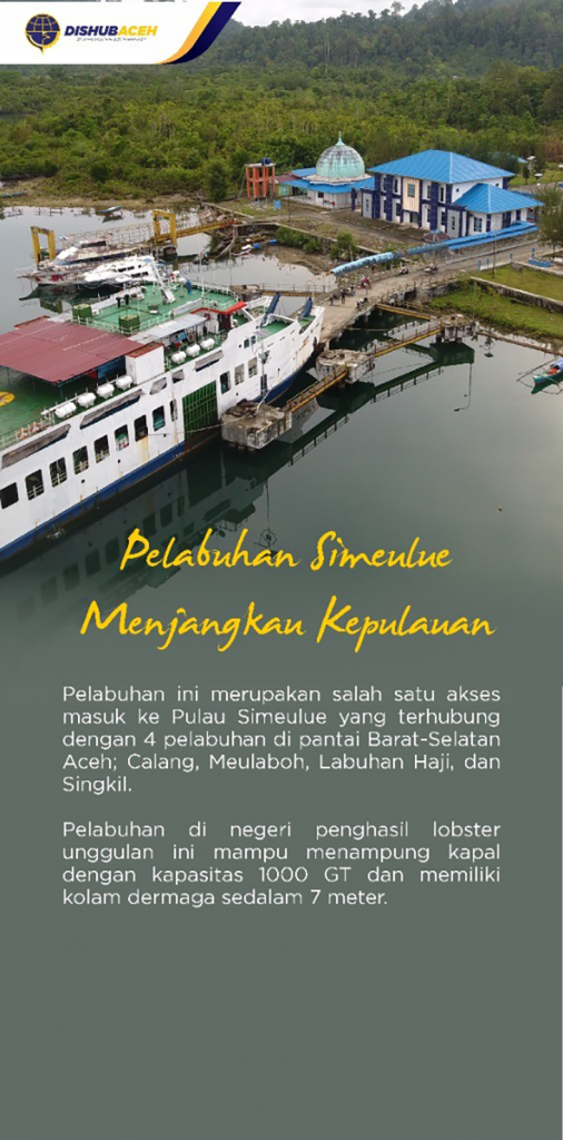 Pelabuhan Simeulue